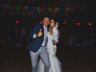 El matrimonio de Moli y Gonza
