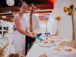 El matrimonio de Javiera y Roberto