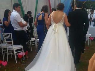 El matrimonio de Juan  y Alexandra 3