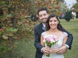 El matrimonio de Melissa y Sergio