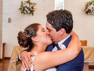 El matrimonio de Soledad y Eduardo
