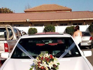 El matrimonio de Daniela y Julio 3