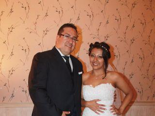 El matrimonio de Daniela y Julio