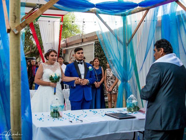 El matrimonio de Juan  y Alexandra