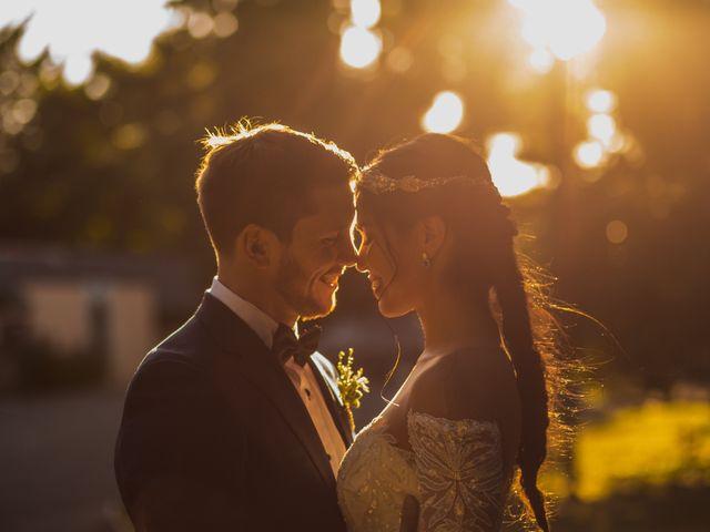 El matrimonio de Trinidad y Lucas