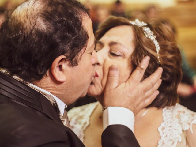 El matrimonio de Betty y Carlos