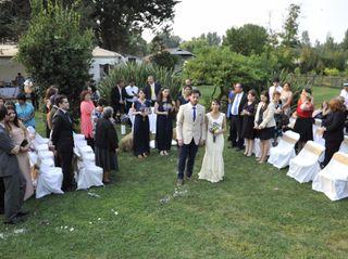 El matrimonio de Betania y Francisco  1