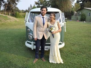 El matrimonio de Betania y Francisco  2