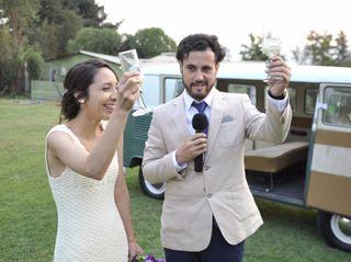 El matrimonio de Betania y Francisco  3