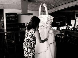El matrimonio de Tiare y Jair 2