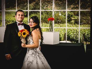 El matrimonio de Tiare y Jair