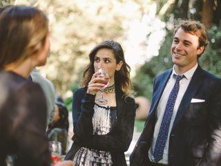 El matrimonio de Coté y Esteban 1