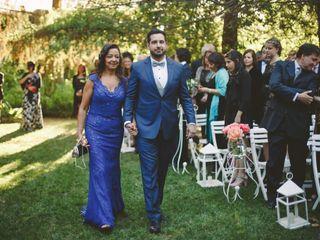 El matrimonio de Coté y Esteban 2