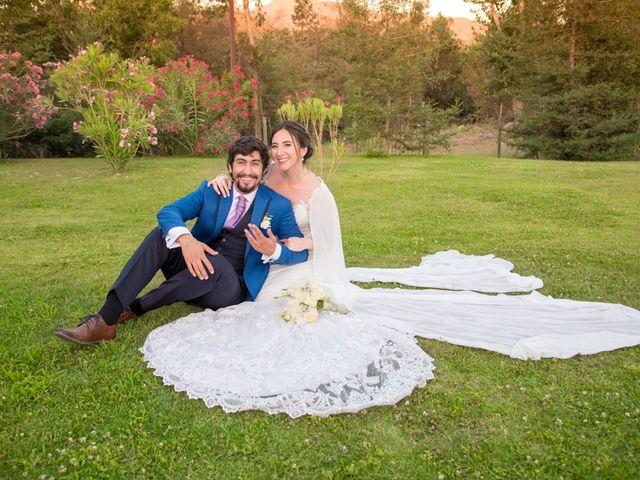 El matrimonio de María José y Felipe