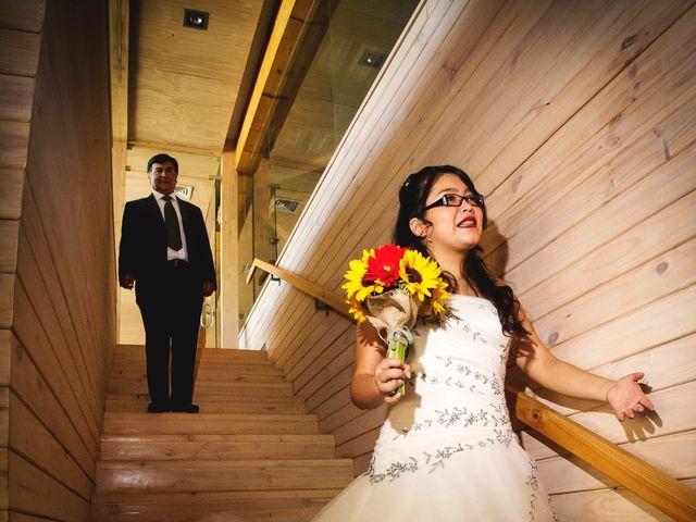 El matrimonio de Jair y Tiare en Melipilla, Melipilla 15