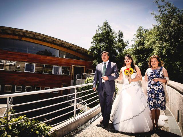 El matrimonio de Jair y Tiare en Melipilla, Melipilla 16