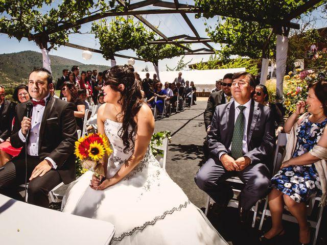 El matrimonio de Jair y Tiare en Melipilla, Melipilla 20