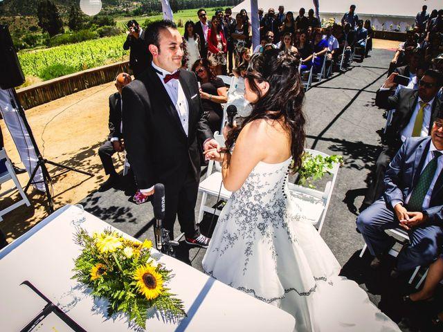 El matrimonio de Jair y Tiare en Melipilla, Melipilla 21