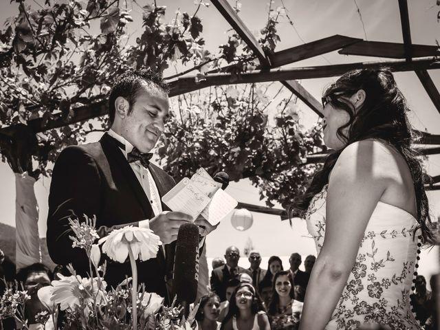 El matrimonio de Jair y Tiare en Melipilla, Melipilla 22