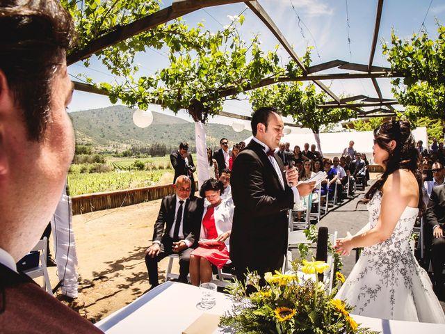El matrimonio de Jair y Tiare en Melipilla, Melipilla 23