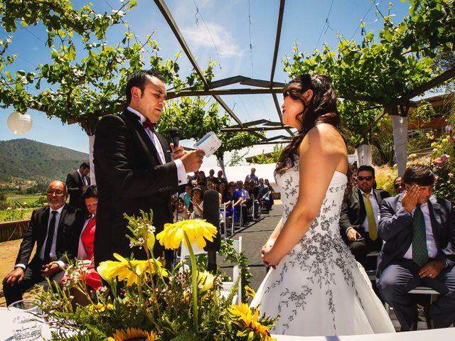 El matrimonio de Jair y Tiare en Melipilla, Melipilla 24