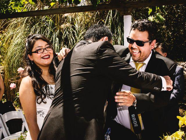 El matrimonio de Jair y Tiare en Melipilla, Melipilla 25