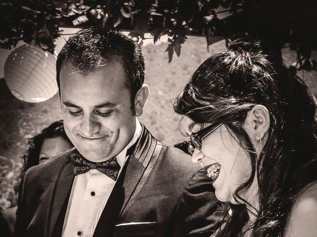 El matrimonio de Jair y Tiare en Melipilla, Melipilla 27
