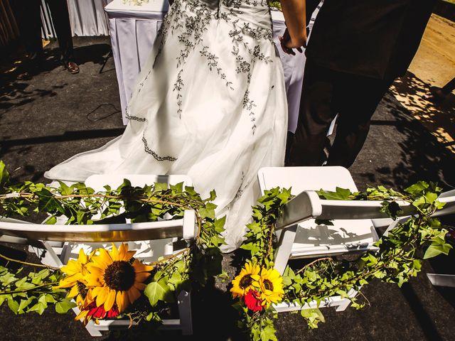 El matrimonio de Jair y Tiare en Melipilla, Melipilla 29