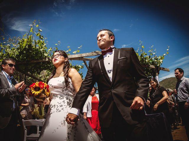 El matrimonio de Jair y Tiare en Melipilla, Melipilla 32