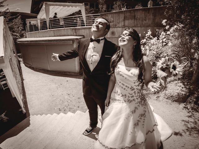 El matrimonio de Jair y Tiare en Melipilla, Melipilla 33