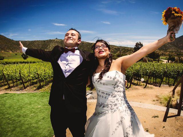 El matrimonio de Jair y Tiare en Melipilla, Melipilla 35