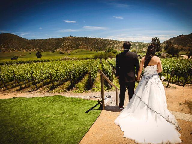 El matrimonio de Jair y Tiare en Melipilla, Melipilla 1