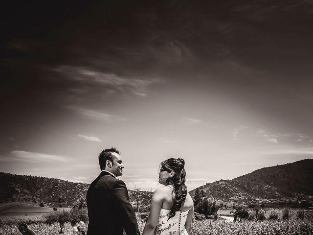 El matrimonio de Jair y Tiare en Melipilla, Melipilla 36