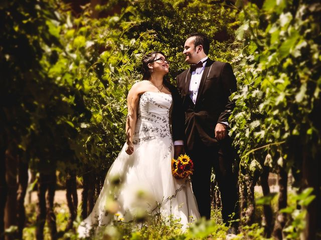 El matrimonio de Jair y Tiare en Melipilla, Melipilla 38