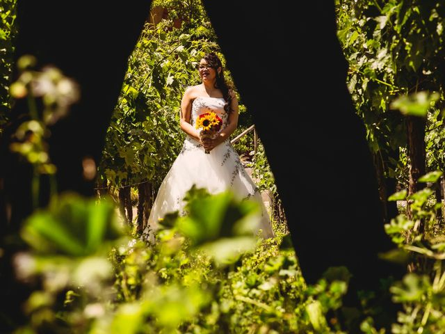 El matrimonio de Jair y Tiare en Melipilla, Melipilla 39