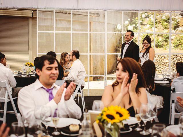 El matrimonio de Jair y Tiare en Melipilla, Melipilla 43