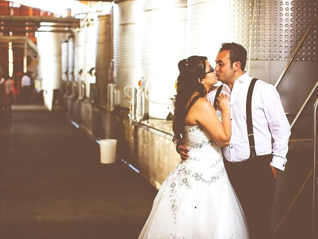 El matrimonio de Jair y Tiare en Melipilla, Melipilla 47