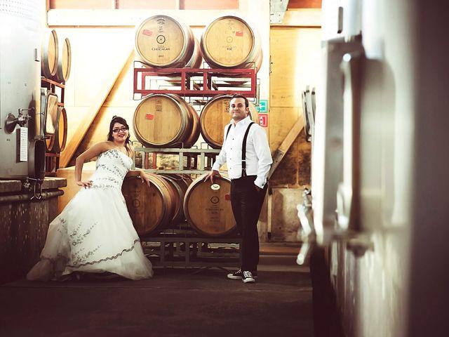 El matrimonio de Jair y Tiare en Melipilla, Melipilla 48