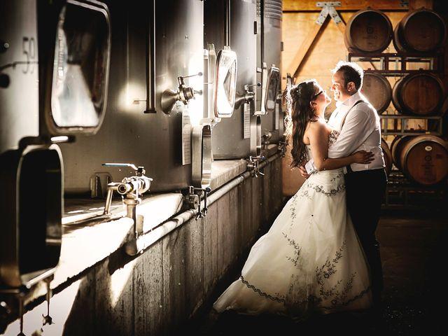 El matrimonio de Jair y Tiare en Melipilla, Melipilla 52