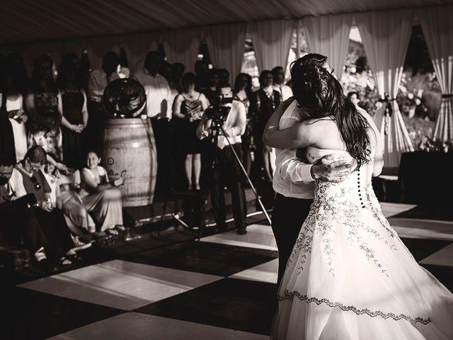 El matrimonio de Jair y Tiare en Melipilla, Melipilla 56