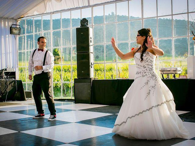 El matrimonio de Jair y Tiare en Melipilla, Melipilla 58