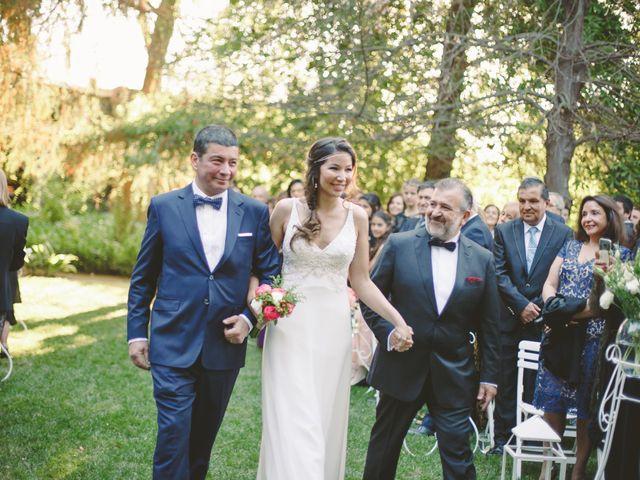 El matrimonio de Esteban y Coté en Buin, Maipo 5