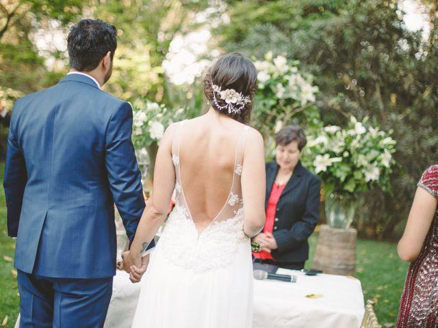 El matrimonio de Esteban y Coté en Buin, Maipo 6