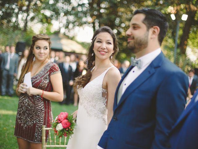 El matrimonio de Esteban y Coté en Buin, Maipo 8