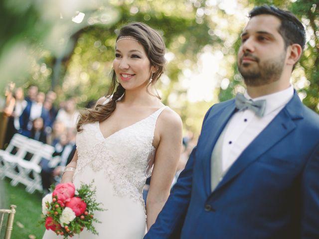 El matrimonio de Esteban y Coté en Buin, Maipo 9