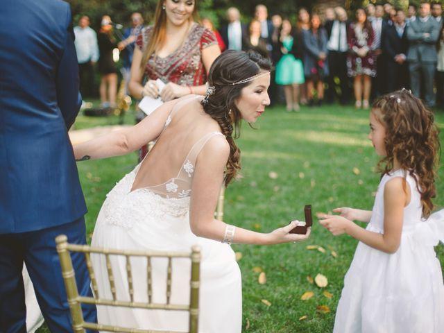El matrimonio de Esteban y Coté en Buin, Maipo 11