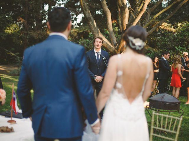 El matrimonio de Esteban y Coté en Buin, Maipo 12