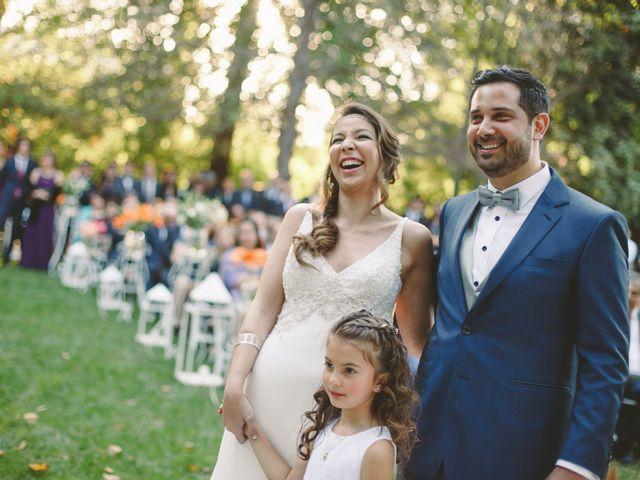 El matrimonio de Esteban y Coté en Buin, Maipo 1