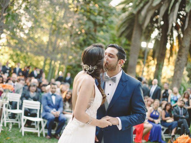 El matrimonio de Esteban y Coté en Buin, Maipo 16