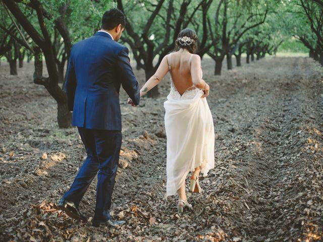El matrimonio de Esteban y Coté en Buin, Maipo 20
